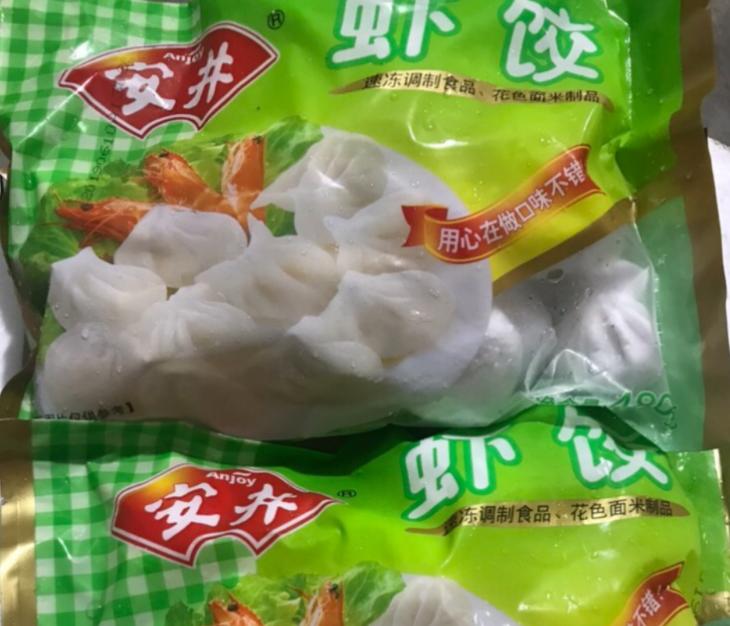 安井虾饺 480g/包